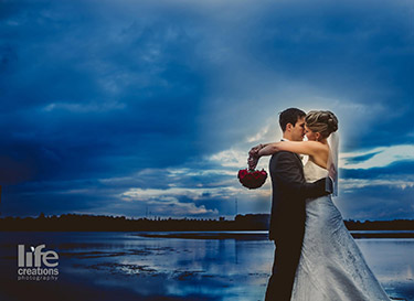 Wedding in Port Perry